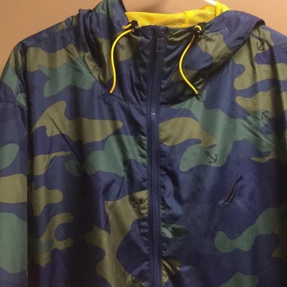 Nautica Other - Nautica Men's Jacket Camo Print Retail Price $148